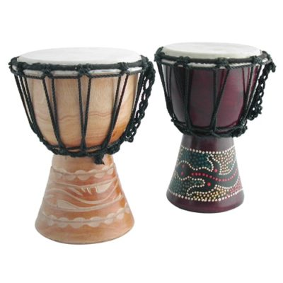 Djembes, other Drums and Accessories